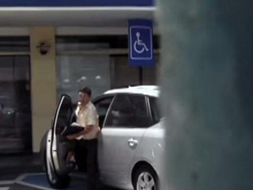 Soñar con estacionamiento 4