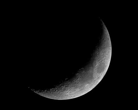 Soñar con la luna creciente 3