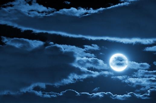 Soñar con la luna misteriosa 6